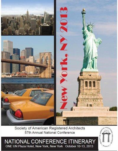 tile of spain en la conferencia anual de la sociedad americana de arquitectos en ny