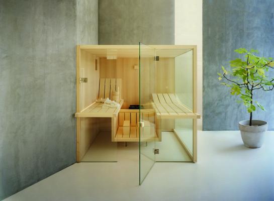 air lo ltimo en saunas de talocci design para effegibi