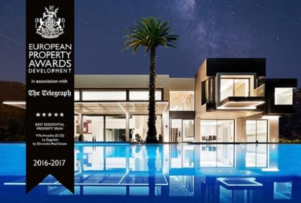villa arcadio mejor vivienda 2016 segn los european property awards