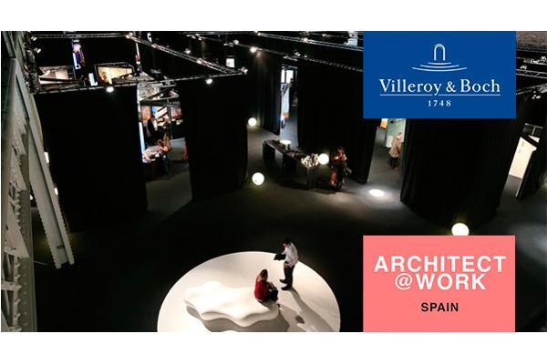villeroy amp boch participaraacute en la feria architectwork
