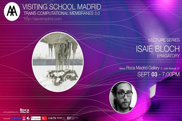 aa visiting school vuelve al roca madrid gallery