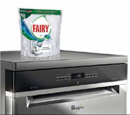whirlpool regala el detergente de tres meses con sus nuevos lavavajillas