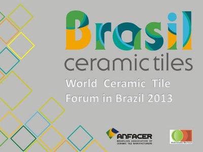 el world ceramic tile forum en brasil cuenta con la participacin de ascer