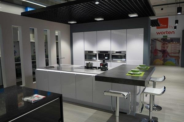 worten incorpora un espacio de cocina de la mano de mscocina